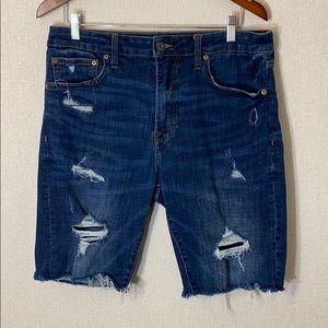 Men's American Eagle Jean Shorts 34W 9L